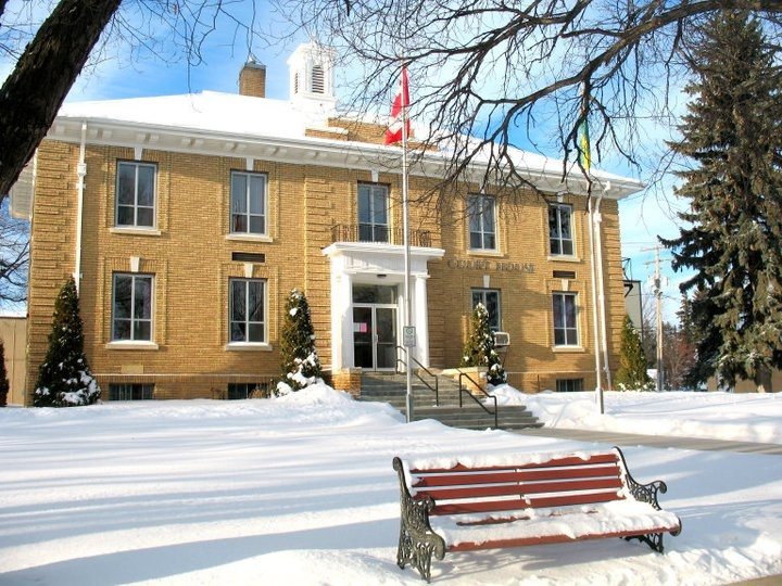 Melfort Courthouse