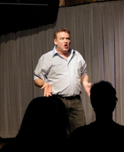 From spoken word, to stand-up comedy, acting and writing, Jimmy Doyle is an outstanding actor with mad improv skills.