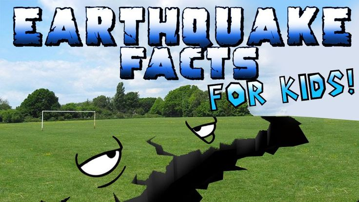 Earthquake Facts for Kids!
