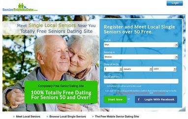 Free dating website over 50