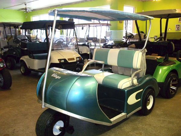 Custom Golf Carts - Affordable Golf Cars of Venice Florida | Mobile
