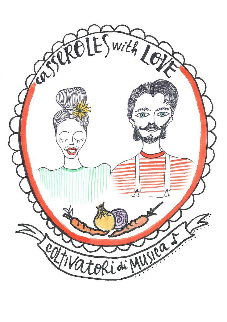 I due coltivatori di musica/resistenza GastroFonica Viaggiante con la loro cucina proletaria lottano per l'emancipazione ed anche per la rivoluzione estetica delle massaie, e visto i tempi, anche dei massai.   casseroles with love. cecilia sammarco / http://visualthink.blogspot.it/   #cucinasentimentale #cibo #strada #emancipazione #cucina #ilproletariodietroaifornelli   #musica   #streetfood  #coltivatoridimusica #cibodastrada #resistenzagastrofonica