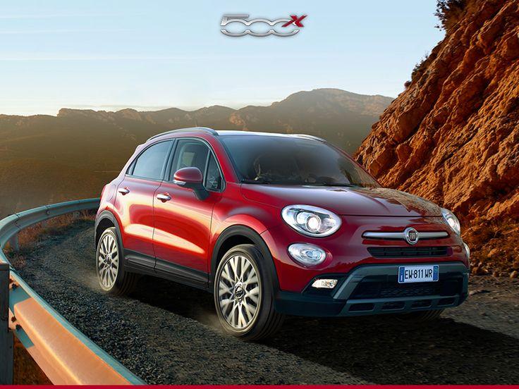 Podróż w kierunku eXtra wolności zaczyna się z #Fiat500X.