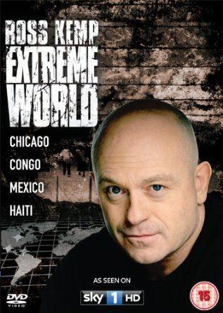 Ross Kemp - Extreme World [DVD]: Amazon.co.uk: Ross Kemp: Film & TV