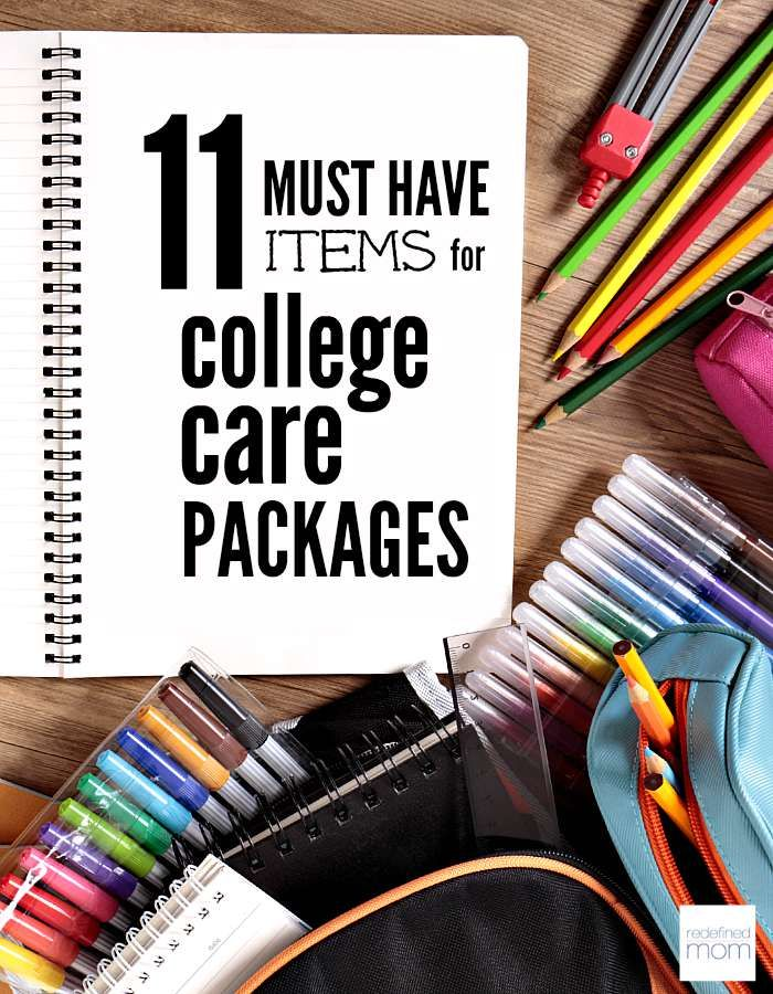 Best 25 college care package for girls ideas on pinterest 11 must have items for a guys college care package negle Images