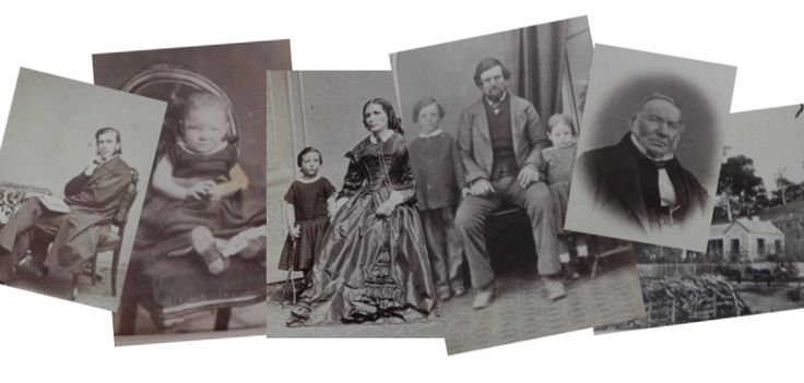 The Randell and Robbins Family Photo Album: But Who Are They? | Lonetester HQ