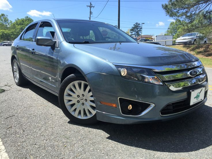 Used 2011 Ford Fusion Hybrid For Sale Durham NC Ford