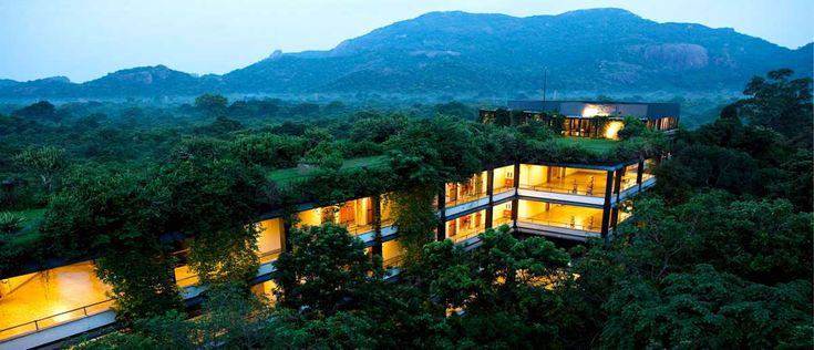 Kandalama hotel