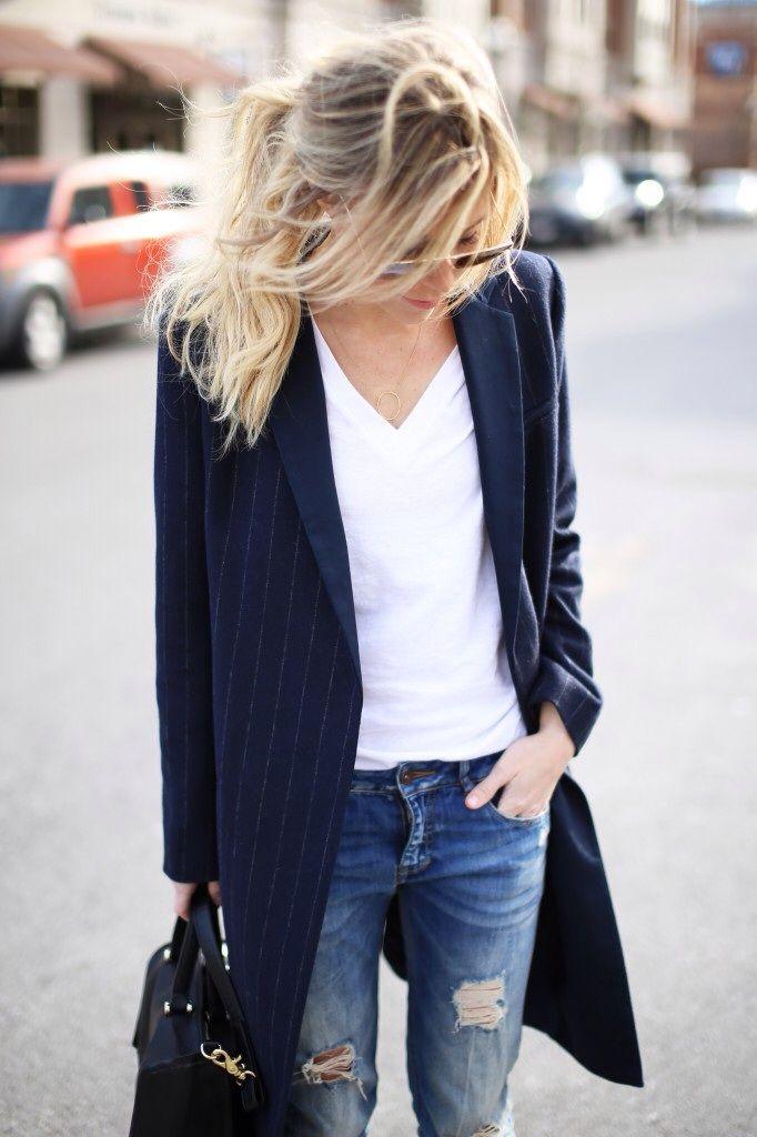 long coat #minimalist #fashion #style