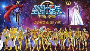 Resultado de imagen para 12 caballeros dorados saint seiya omega