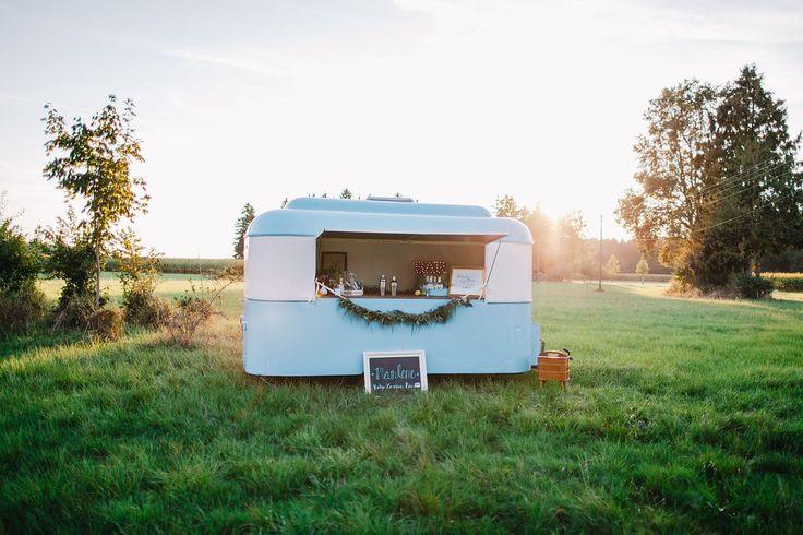 Caravan Bar zum Mieten