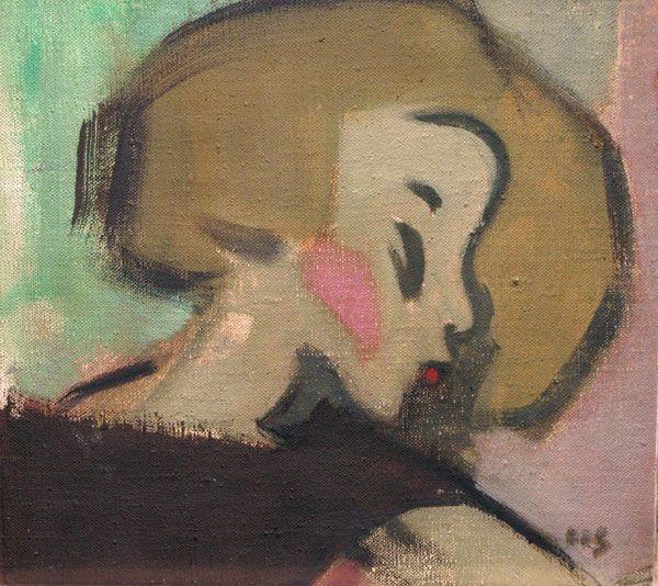 Museot.fiHelene Schjerfbeckin elämä ja taide - Helene Schjerfbecks liv och konst #EKTAMuseumcenter #Ekenäs #Museum #Tammisaari #Museo #Musekortti #Museot.fi #Schjerfbeck #HeleneSchjerfbeck