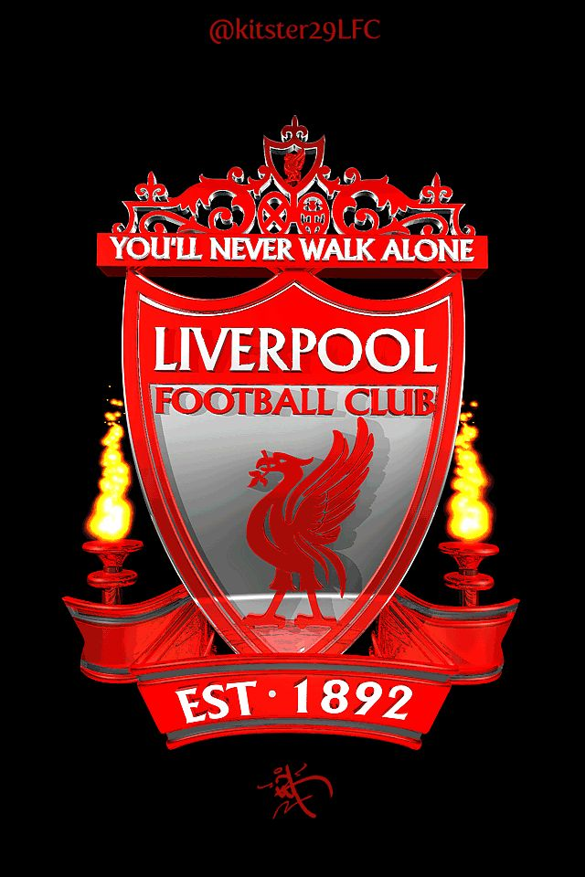 Animated Liverpool Logo by kitster29