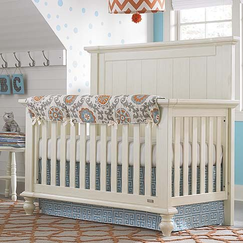 4 In 1 Wakefield Convertible Crib By Bassett Furniture