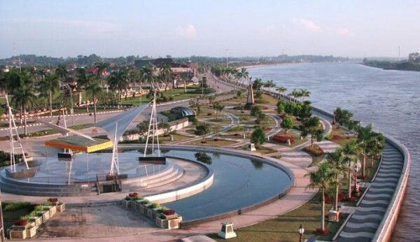 Tenggarong, Kalimantan