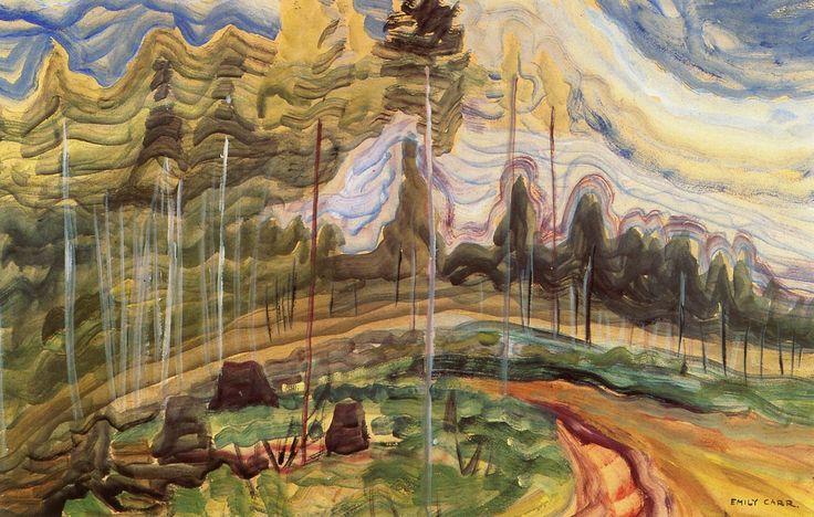 Langford, 1939. Emily Carr.