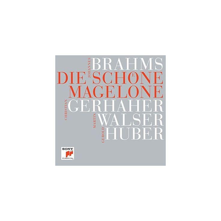 Brahms \ Christian Gerhaher \ Martin Walser - Brahms Die Schone - qualität nolte küchen