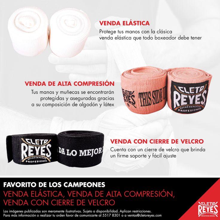 Conoce 3 tipos de vendas básicas que debe tener todo boxeador. #Vendas #Vendaje #Box #boxeo #CletoReyes #guantes #gloves