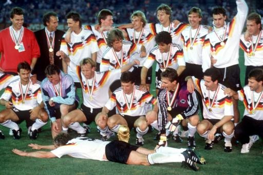 West Germany,1990 FIFA World Cup Italia