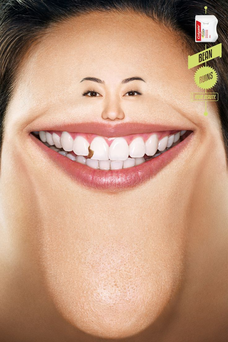 Colgate Dental Floss Smile 3