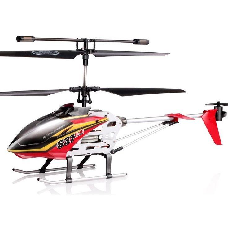 Syma 3 CH Remote Control 2.4G Helicopter with GYRO - S37 - Red Model  YMTH04RE Condition  New  Weight : 5.00 kg  Syma Helicopter Remote Control termurah hanya di Gudang Gadget Murah. Syma 3 menggunakan teknologi GYRO yang membuat helicopter terbang lebih stabil. Syma 3-S37memiliki design yang lebih ramping, dilengkapi dengan fitur Speed function yang memungkinkan Anda dapat mengatur kecepatan terbang helicopter - Red