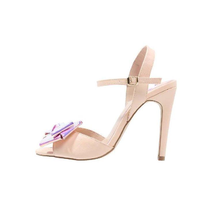 FANCY - High Heel Sandaletten - nude by Miss KG