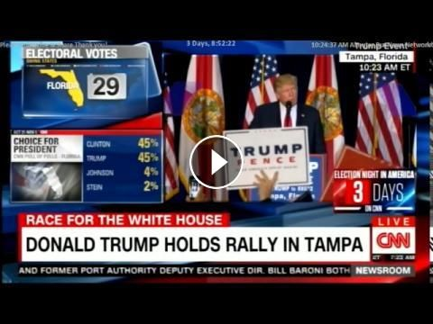 Donald Trump speaks from Tampa, Florida. #Tampa #Florida: Thanks for stopping by my Channel! Be sure to subscribe for daily content :) 3…