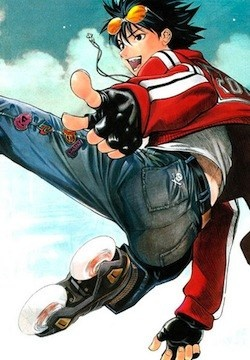 Air Gear — Manga Finalizado - Excelente n.n