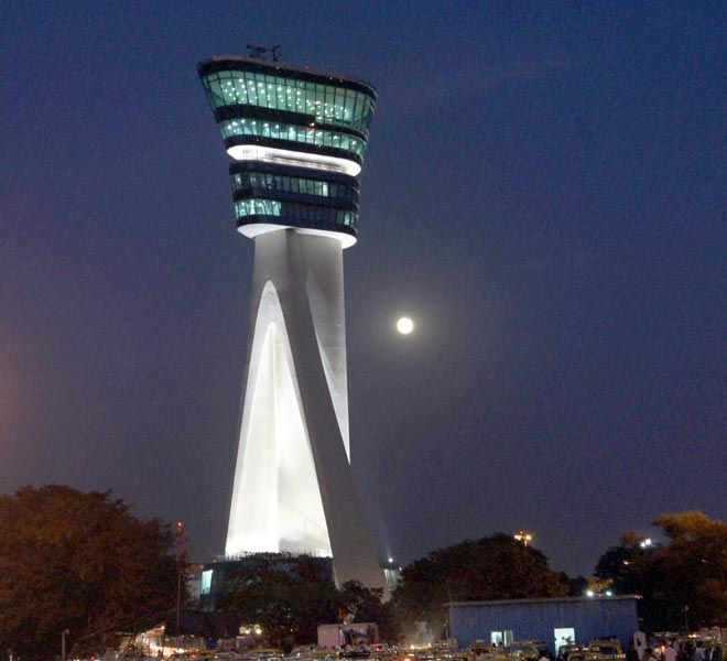 Mumbai gets India's tallest Air Traffic Control tower : India, News - India Today