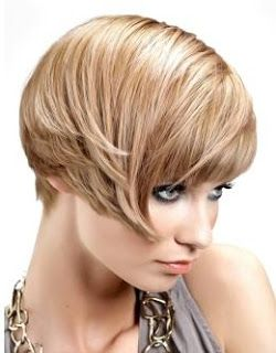 Short bob hairstyles can be transformed in a heart beat to match a festive occasion. Description from makeupandbeautycare.com. I searched for this on bing.com/images