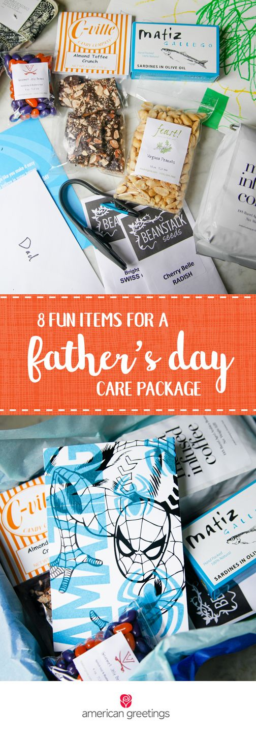 Even if you can't be with your dad this Father's Day, he still deserves an amazing present that celebrates all he does. Check out this gift guide for 8 Fun Items for a Father's Day Care Package to do just that! From delicious snacks to a thoughtful greeting card from Target, this is full of gift inspiration.