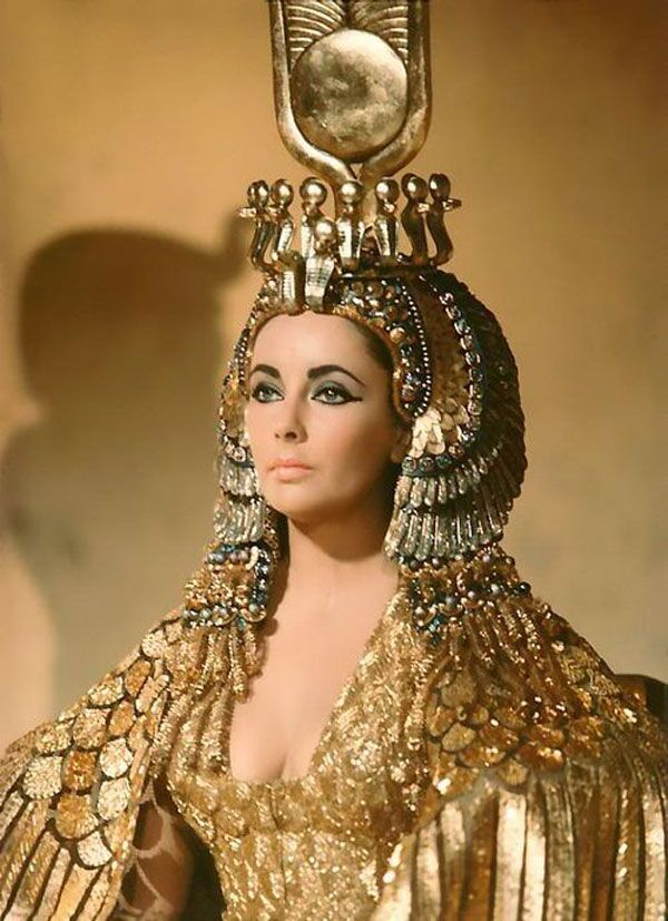 (via Elizabeth Taylor Cleopatra - elizabeth taylor... - one-and-only-one