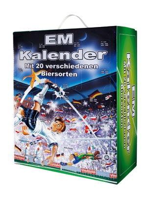 EM-Bierkalender 2012. Sie sparen 78%!