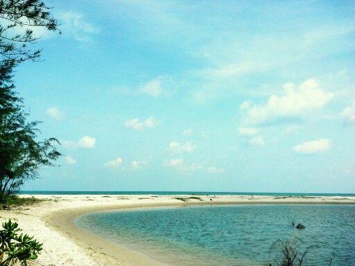 Pantai Serdang, Belitung