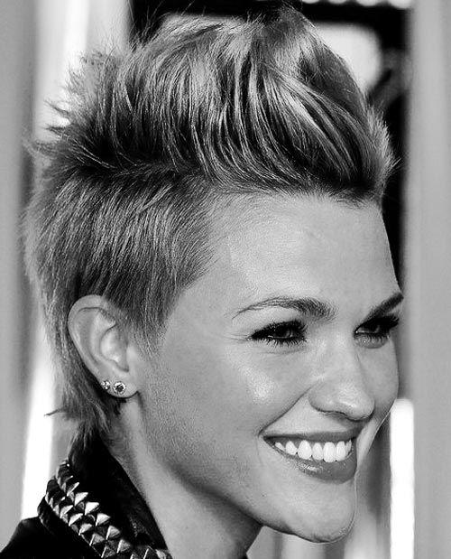 59 Best Faux Hawk Hairstyle Images On Pinterest: Cute Faux Hawk Hairstyles Women - Google Search