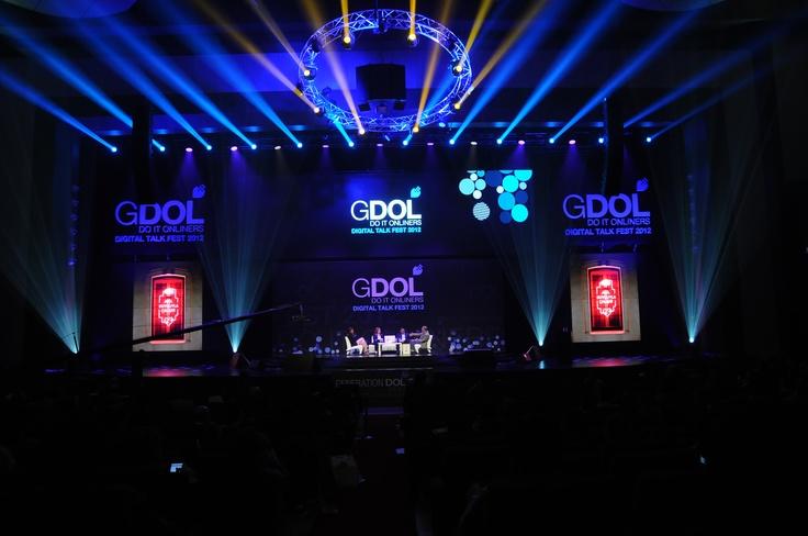 GDOL stage!