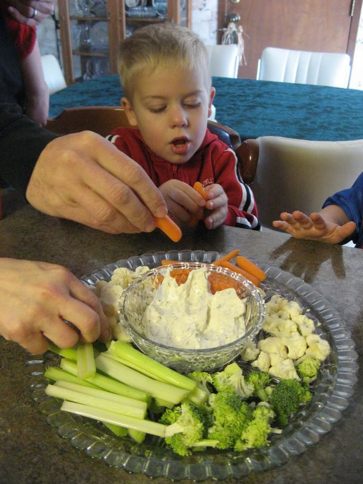 Dill Veggie Dip (hubby likes this one)