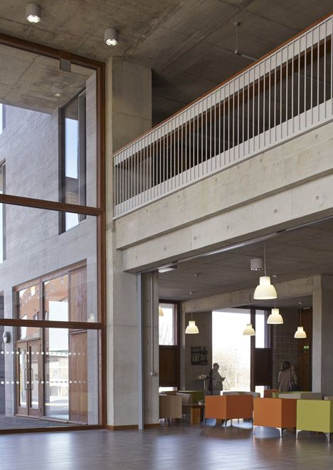 Medical School and Student Residences at the University of Limerick  Grafton Architects