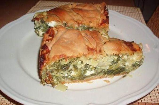 Spanakopita recipe @lakoniaoliveoil.co.uk