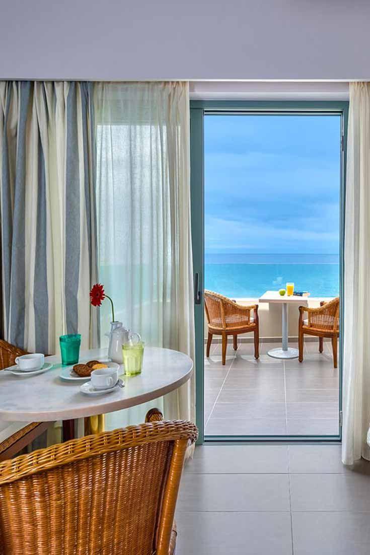 Palm Beach Hotel in Rethymno Town, Rethymno, Crete