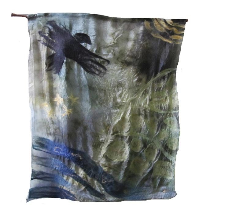 2012 Aboriginal and Torres Strait Islander Visual Art Annette Sax 'Narragiil'