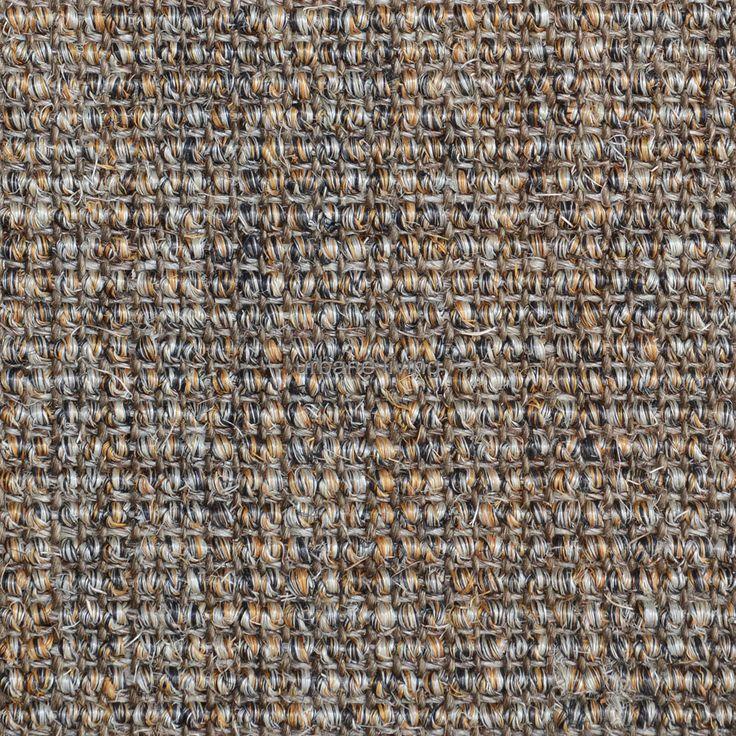 Sisal Boucle Cumin Natural Carpet