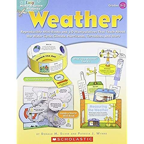 Amazon.com: Scholastic Make and learn weather