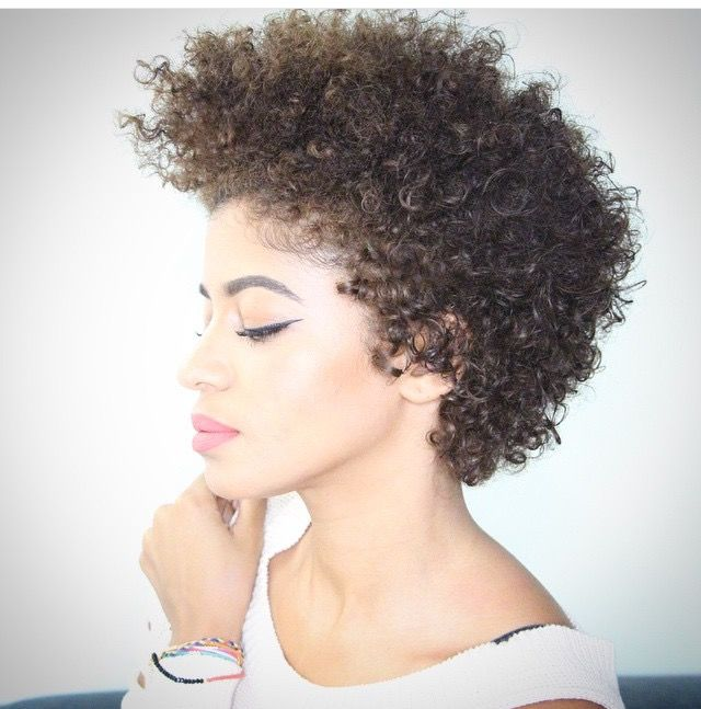 latest short hair styles best 25 curls ideas on tapered 6849 | 1f451ed686da7af66bb1000e6849efda short natural curls curly short