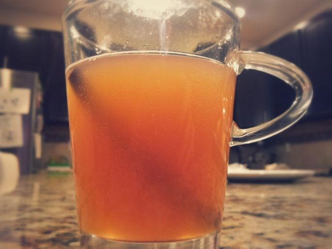Apple and Spiced Bourbon Toddy---perfect fall drink ...