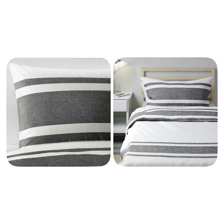 die besten 17 ideen zu ikea bettw sche auf pinterest bettw sche wei bettw sche set und. Black Bedroom Furniture Sets. Home Design Ideas