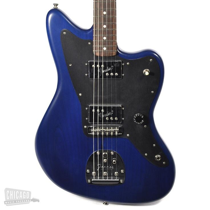 Fender Lee Ronaldo Signature Jazzmaster Blue 2012 - Chicago Music Exchange