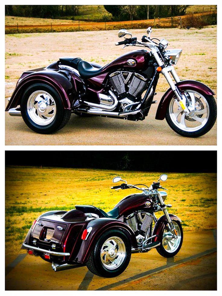 Motor Trike Inc Victory Kingpin Trike Kit Price 7 995
