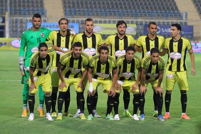 تشكيلة المقاولون العرب ضد الزمالك في الدوري المصري Soccer Field United Arab Emirates Football