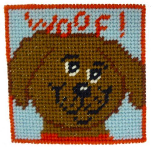 Woof children's starter tapestry kit
